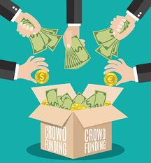 Crowdfunding Crowdlending Finance participative Credit.fr